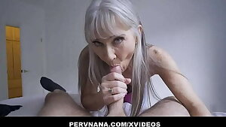 Perv Grandma Leilani Lei Gives A Surprising Reward