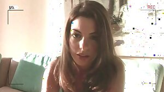 Anne Hathaway strokes in movie HAVOC (HD)