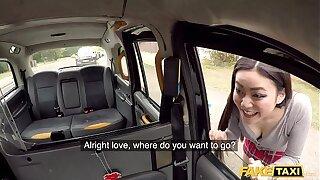 Fake Taxi Rae Lil Ebony Extraordinary Asian Harsh Taxi Sex